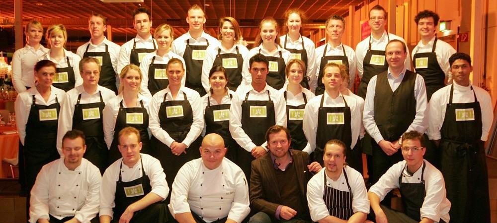 Gaumenfreunde Hamburg Team